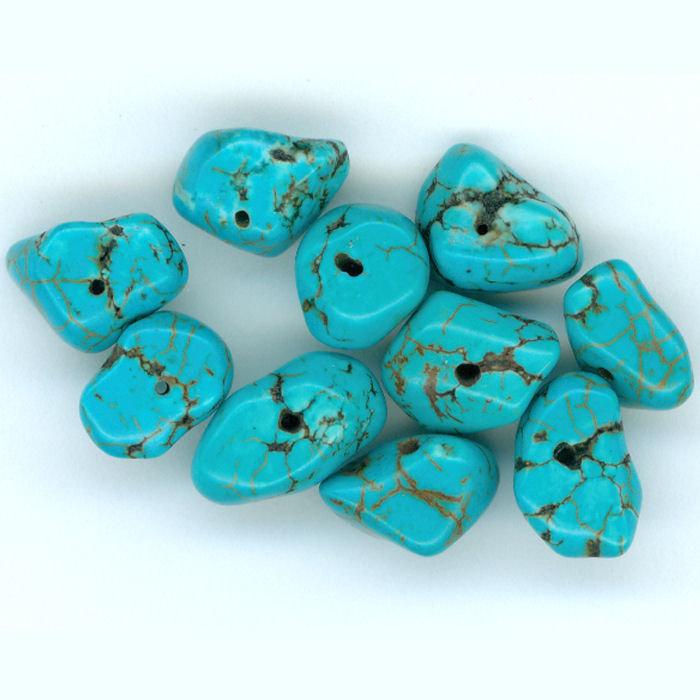 Turquoise Beads & Pendants - Nantahala Trading Post